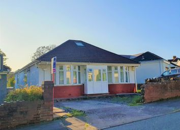 Thumbnail 4 bed detached bungalow for sale in Heol Y Cnap, Treboeth, Swansea