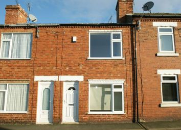 Thumbnail 2 bed terraced house to rent in Sookholme Road, Shirebrook, Mansfield