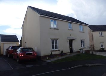 Thumbnail 4 bed detached house for sale in Heol Waunhir, Carway, Kidwelly