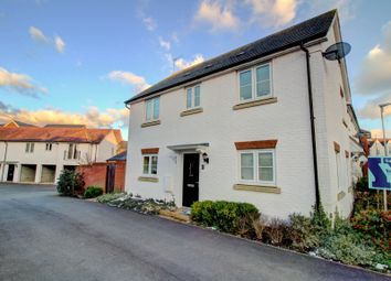 Thumbnail 3 bed detached house for sale in Tiree Court, Newton Leys, Milton Keynes