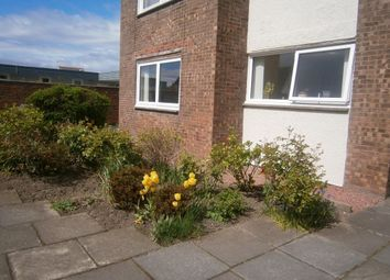 Thumbnail 2 bed flat to rent in Sea Tower Court, Ayr