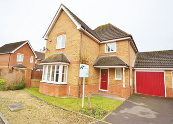 Thumbnail 3 bed link-detached house for sale in Alphin Brook, Didcot