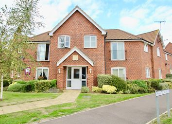 Thumbnail 2 bed flat for sale in Charter Avenue, Market Deeping