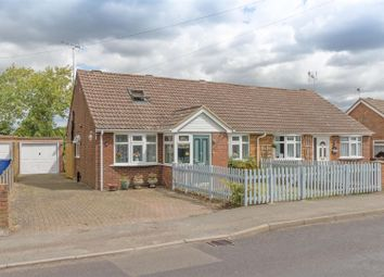 Thumbnail 3 bed semi-detached bungalow for sale in Cromers Road, Sittingbourne