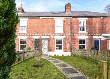 Thumbnail 3 bed terraced house for sale in East Hill, Winchester