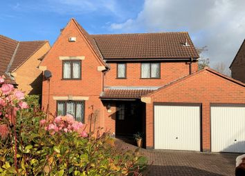 Thumbnail 4 bed detached house to rent in Meadowsweet Hill, Bingham, Nottingham