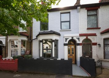 Thumbnail 3 bedroom terraced house for sale in Lynmouth Road, London
