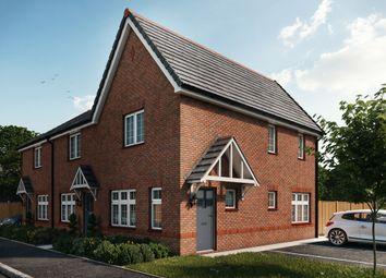 Thumbnail 2 bed semi-detached house for sale in Lon Hir, Alltwen, Swansea