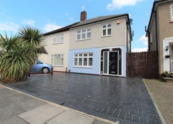 Thumbnail 3 bed semi-detached house for sale in Eastry Road, Erith