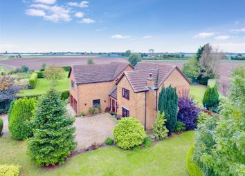 Thumbnail 5 bed detached house for sale in Bramley Hedge, Quadring, Lincolnshire