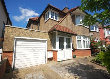 Thumbnail 5 bed semi-detached house for sale in Avondale Avenue, Woodside Park, London