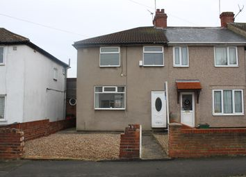 Thumbnail 3 bed end terrace house for sale in St Johns Road, Edlington, Doncaster
