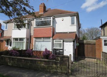 Thumbnail 3 bed semi-detached house for sale in Boulton Lane, Alvaston, Derby