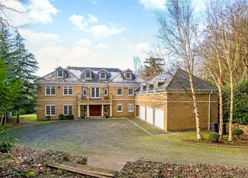 Thumbnail 6 bed detached house for sale in Callow Hill, Virginia Water, Surrey
