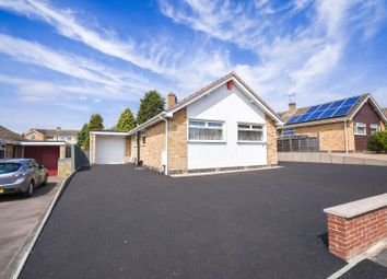 Thumbnail 3 bed bungalow to rent in Launde Road, Oadby, Leicester