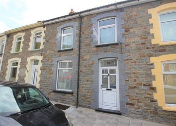 Thumbnail 3 bed terraced house for sale in Birchgrove Street, Porth, Porth