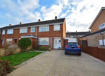 Thumbnail 3 bedroom semi-detached house to rent in Wheatfield Road, Luton