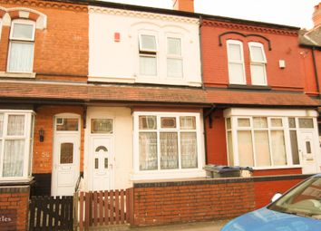 Thumbnail 3 bed terraced house for sale in Osborne Road, Handsworth, Birmingham
