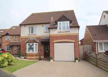 Thumbnail 4 bed detached house for sale in Culverwood Close, Plympton, Plymouth