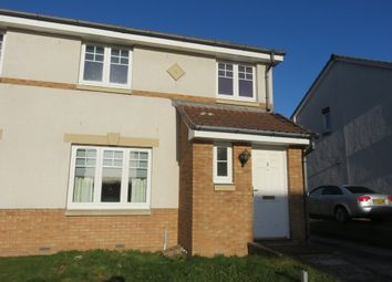 Thumbnail 3 bed semi-detached house to rent in Linum Grove, Kirkcaldy