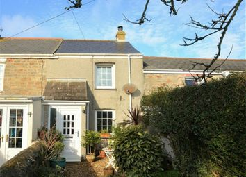 Thumbnail 2 bedroom cottage for sale in Short Cross Road, Mount Hawke, Nr Truro, Cornwall