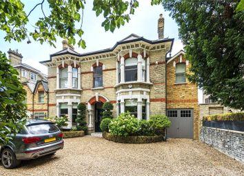 Lonsdale Road, Barnes, London SW13. 6 bed detached house