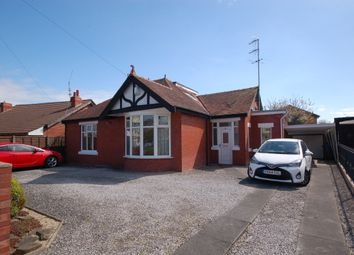 Thumbnail 3 bed detached bungalow for sale in Daggers Hall Lane, Blackpool