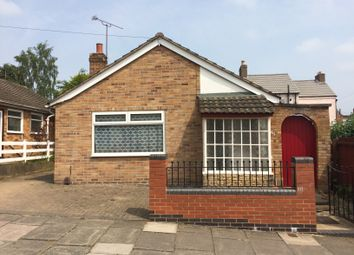 Thumbnail 2 bed bungalow to rent in Orton Road, Leicester