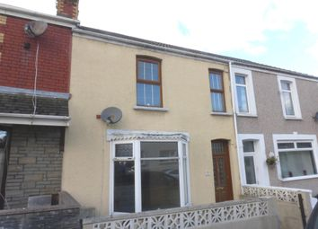 Thumbnail 3 bed terraced house for sale in Evans Street, Kenfig Hill, Kenfig Hill