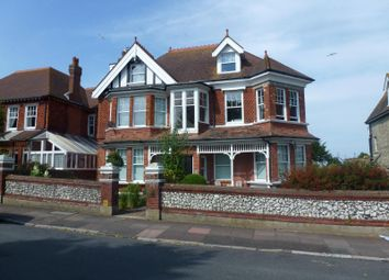 Thumbnail 3 bed flat to rent in Carew Road, Eastbourne