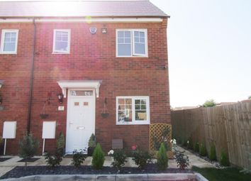 Thumbnail 3 bed property to rent in Pattens Close, Whittlesey, Peterborough