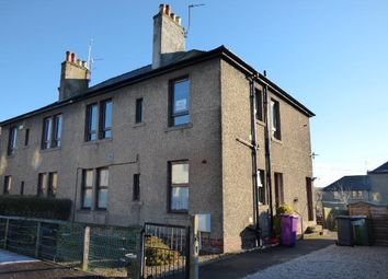 Thumbnail 2 bedroom flat to rent in 16 Lilybank Crescent, Forfar, Angus, 2Hz