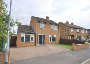 Thumbnail 3 bed detached house for sale in White Hart Lane, Godmanchester, Huntingdon, Cambridgeshire