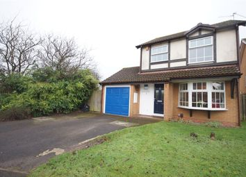 Thumbnail 3 bed detached house for sale in Chatteris Way, Lower Earley, Reading, Berkshire