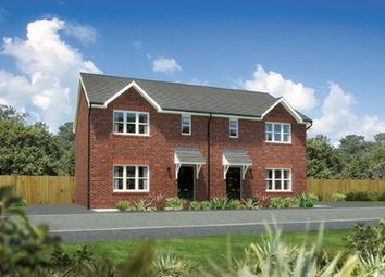 Thumbnail 3 bed property for sale in Plot 2, The Stables, Close Lane, Alsager