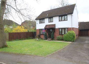Thumbnail 3 bed detached house for sale in Holm Grove, Hillingdon, Uxbridge