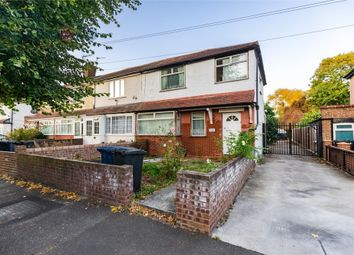 Thumbnail 4 bed end terrace house for sale in Empire Road, Perivale, Greenford, Greater London