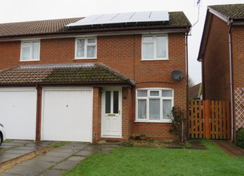 Thumbnail 3 bed semi-detached house for sale in Latham Road, Romsey