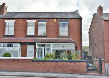 Thumbnail 3 bed semi-detached house for sale in Leigh Road, Westhoughton, Bolton