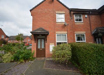 Thumbnail 2 bed property to rent in Fairburn Avenue, Crewe
