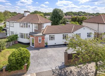 Thumbnail 5 bed semi-detached house for sale in Holmdale Road, Chislehurst