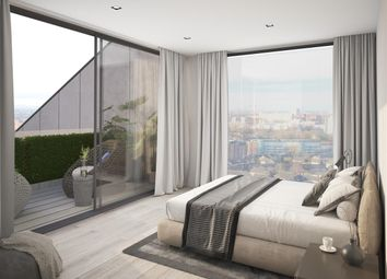 Thumbnail 2 bed flat for sale in Graphene, Uptown, Trinity Road, Manchester