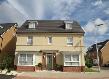 Thumbnail 5 bed detached house for sale in Ffordd Hann, Talbot Green, Pontyclun