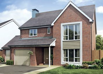 Thumbnail 5 bed detached house for sale in Hilton Valley, Hilton, Derby