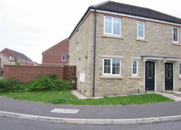 Thumbnail 3 bed semi-detached house to rent in Woodcross Avenue, Scunthorpe