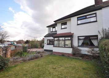 Thumbnail 4 bed semi-detached house for sale in Fulton Avenue, West Kirby, Wirral