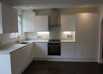 Thumbnail 3 bed terraced house to rent in Falloden Way, London