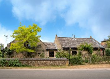 Thumbnail 4 bed detached house for sale in Church Walk, Beachamwell, Swaffham, Norfolk