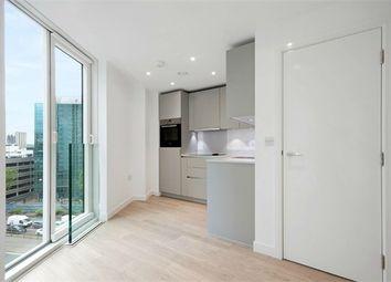 Thumbnail  Studio for sale in Pinnacle Apartments, Saffron Central Square, Croydon