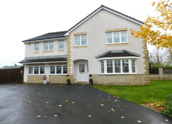Thumbnail 5 bed detached house for sale in Bidders Gait, Lanark